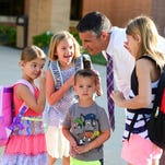 23 photos: First day of school at Webster Elementary
