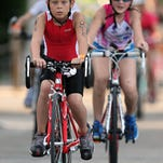 The fifth annual Galloway Captiva Triathlon will be held Sept. 13 at South Seas Island Resort on Captiva Island.