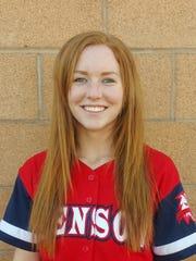 Kyndal Fenn, from Benson, is azcentral sports' Female