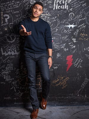 "Trevor Noah released his latest comedy special, ""Afraid of the Dark,"" on Netflix in February."