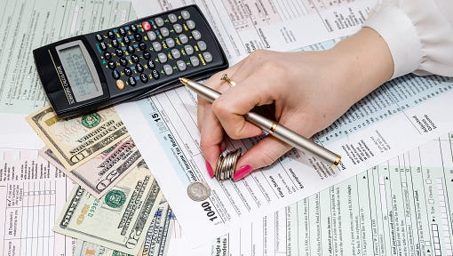 The IRS recently said they have issued almost 40,000,000 income tax refunds.