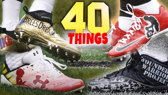The 40 things we learned in Week 13 of the NFL season.