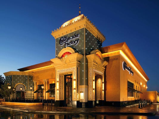 Cheesecake Factory file photo