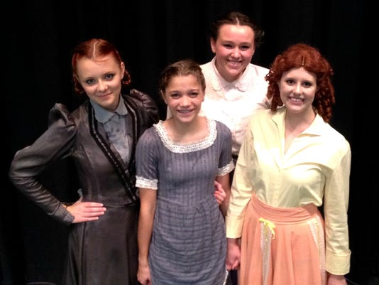 Little Women - The March Sisters