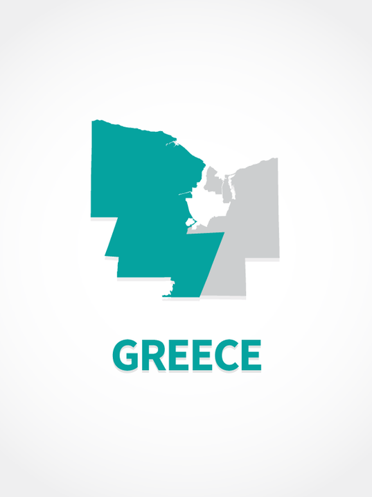 Suburbs Greece
