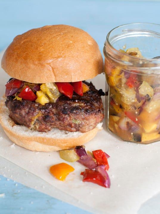 vtd0604 Meatloaf Burgers