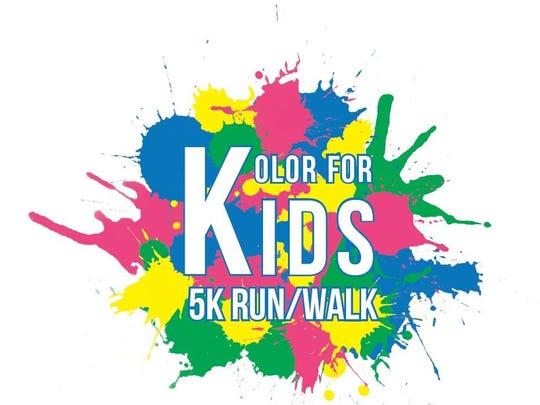 Kolor for Kids 5K Run/Walk