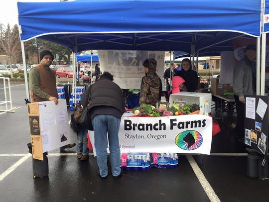 Bear Branch Farms maintains a consistent presence at