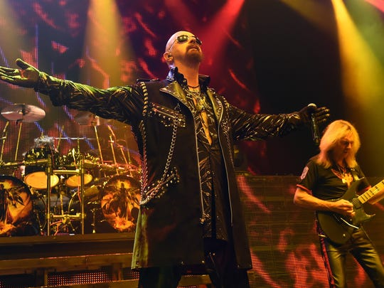 Judas Priest will be at Comerica Theatre in Phoenix on April 24, 2018.