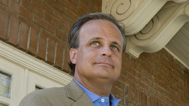 Lobbyist Jim Norton in 2008 when he was with the lobbying firm R&R Partners.
