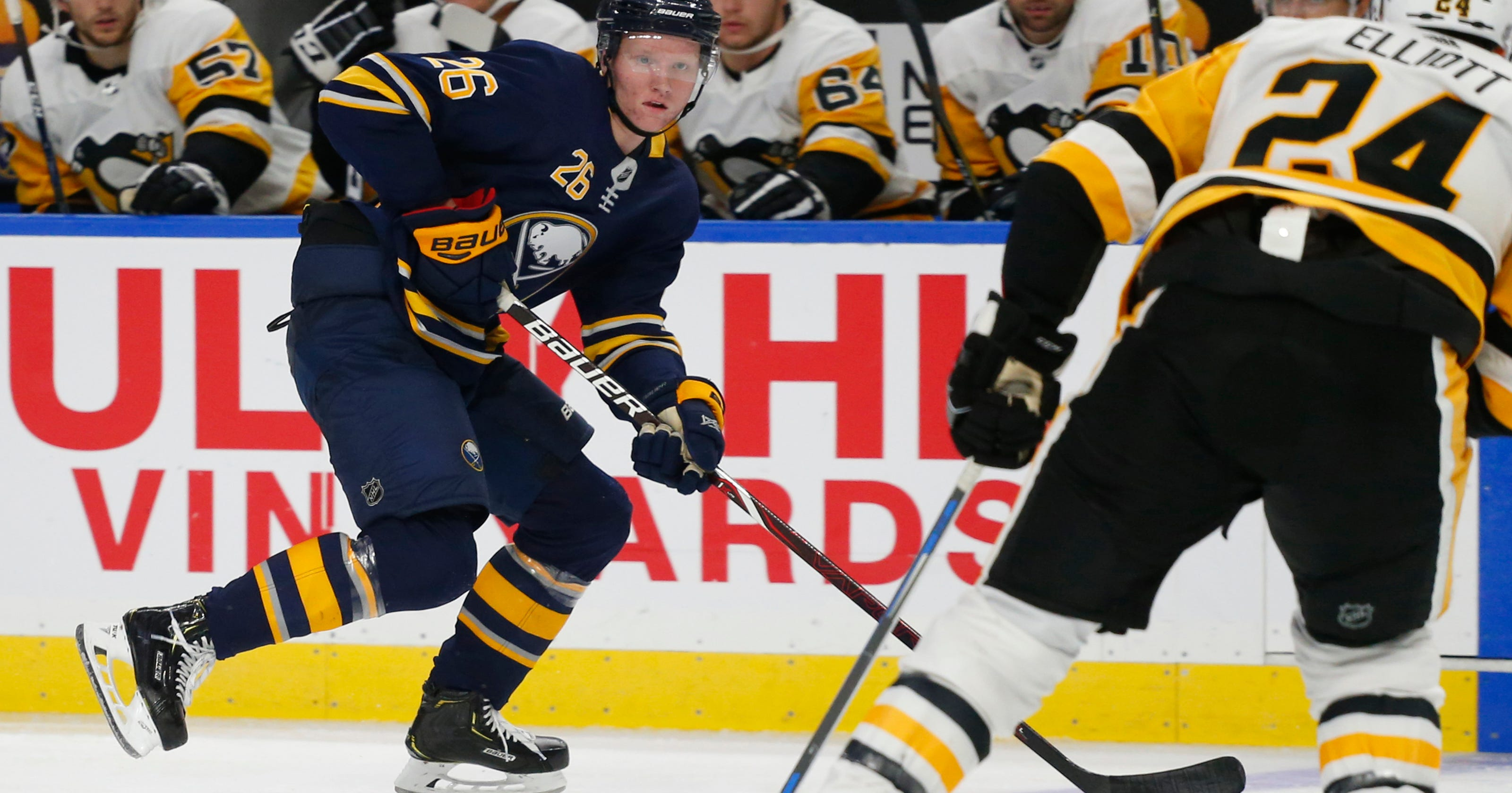 All eyes are on Sabres rookie Rasmus Dahlin in Buffalo 82fc5514d