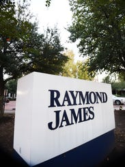 Raymond James is located at the American Tower in downtown