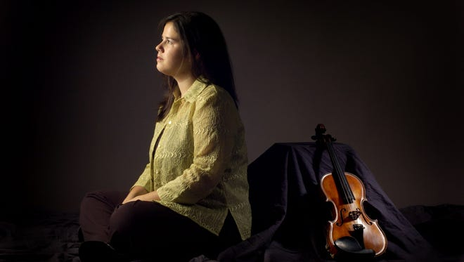 The Society for Chamber Music in Rochester presents Mendelssohn's Magnificent Octet at 4 p.m. Sunday, Sept. 11, in the CityView Ballroom of the Strathallan hotel. Performers include violinist are Juliana Athayde.