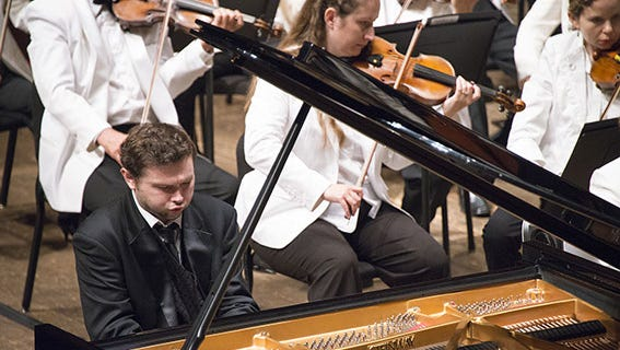 The 2013 World Piano Competition.