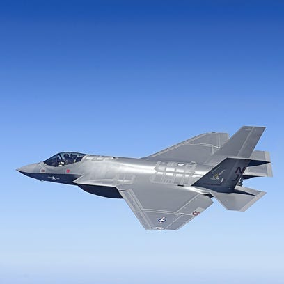 Getting the F-35: A great day in Montgomery indeed