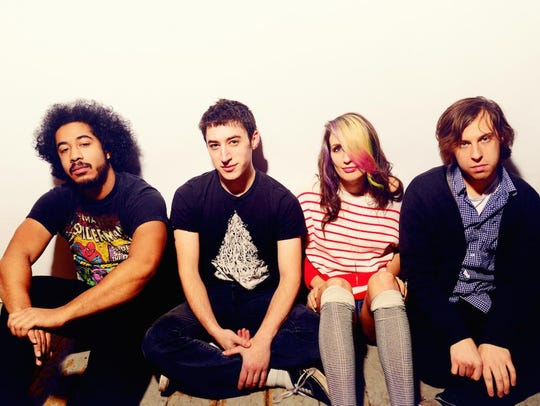 Speedy Ortiz will perform Saturday at Ithaca Underground's