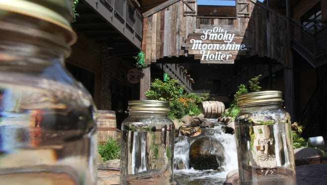Ole Smoky Distillery opened in downtown Gatlinburg in 2010. It now also has facilities in Pigeon Forge and Pittman Center and warehouses throughout Sevier County.