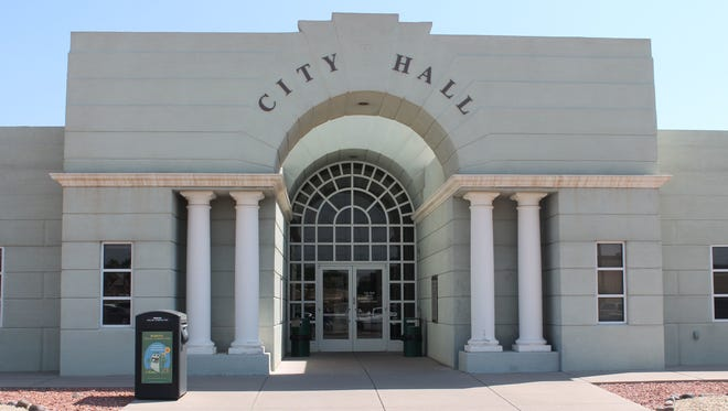 Alamogordo City Hall