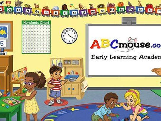 Abcmouse com early learning academy