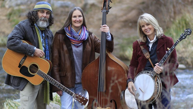 The Noisy Water Band serenades the FMSC benefit at the Old Mill beginning at 4 p.m. Saturday.