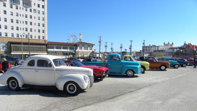 South Jersey Cruisers Association Car Club will hold its annual fun run to Ocean City on Oct. 16.