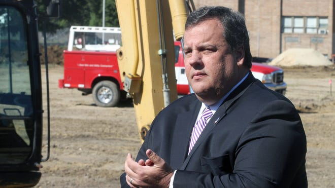 New Jersey Gov. Chris Christie has seen his support drop since the bridge scandal.