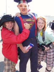 """Fans are encouraged to dress up during """"The Goonies"""" 30th Anniversary Celebration June 4-7 in Astoria."""