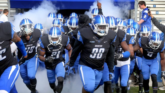 MTSU's football team will be heading to a bowl game in December, and their destination could be the Bahamas.
