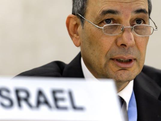 Israel human rights review