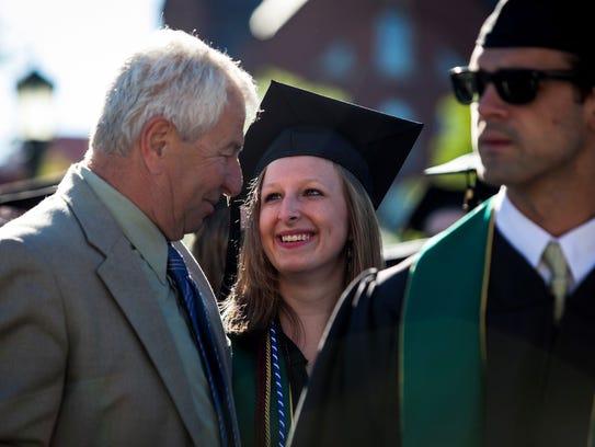 University of Vermont Class of 2014