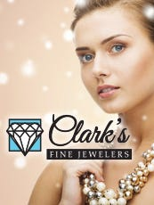 Clark's Fine Jewelers offers jewelry for every occasion.