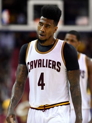 Iman Shumpert will have a new deal with the Cavaliers.