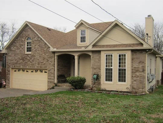 DAVIDSON COUNTY: 412 Haywood Court N., Nashville 37211