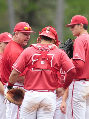 UL coach Tony Robichaux is an advocate of not factoring midweek games into your RPI.