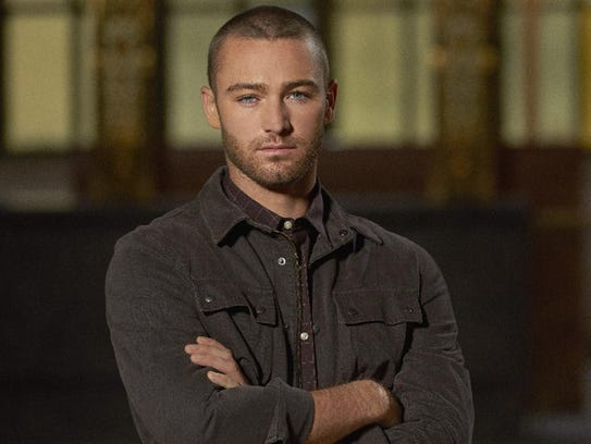 "Jake McLaughlin stars as Ryan Booth on ""Quantico."""