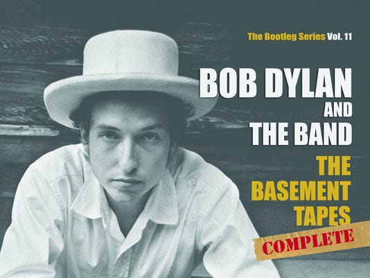 Bob Dylan and the Band, 'The Basement Tapes Complete'