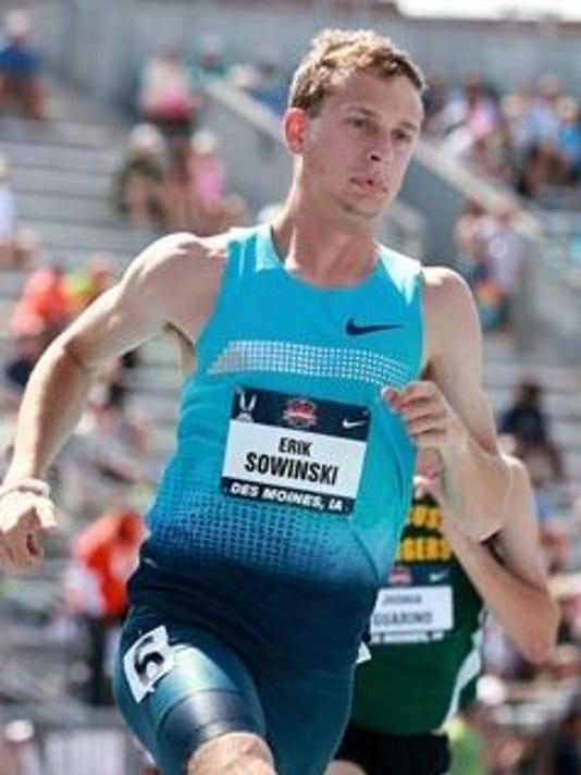 Erik Sowinski USAs