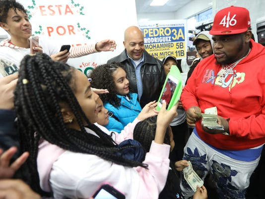 Fetty Wap endorses Rodriguez for mayor