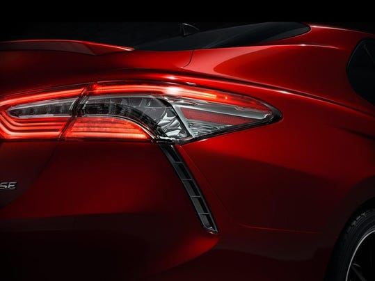 Toyota to Reveal New Camry at Detroit Auto Show   American