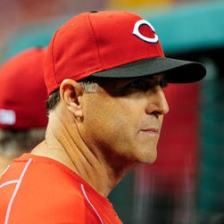 Bryan Price was upset by the reports that Devin Mesoraco was not with the team.