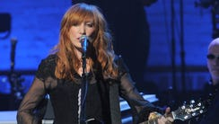 Patti Scialfa: Part of the Women's March in Asbury