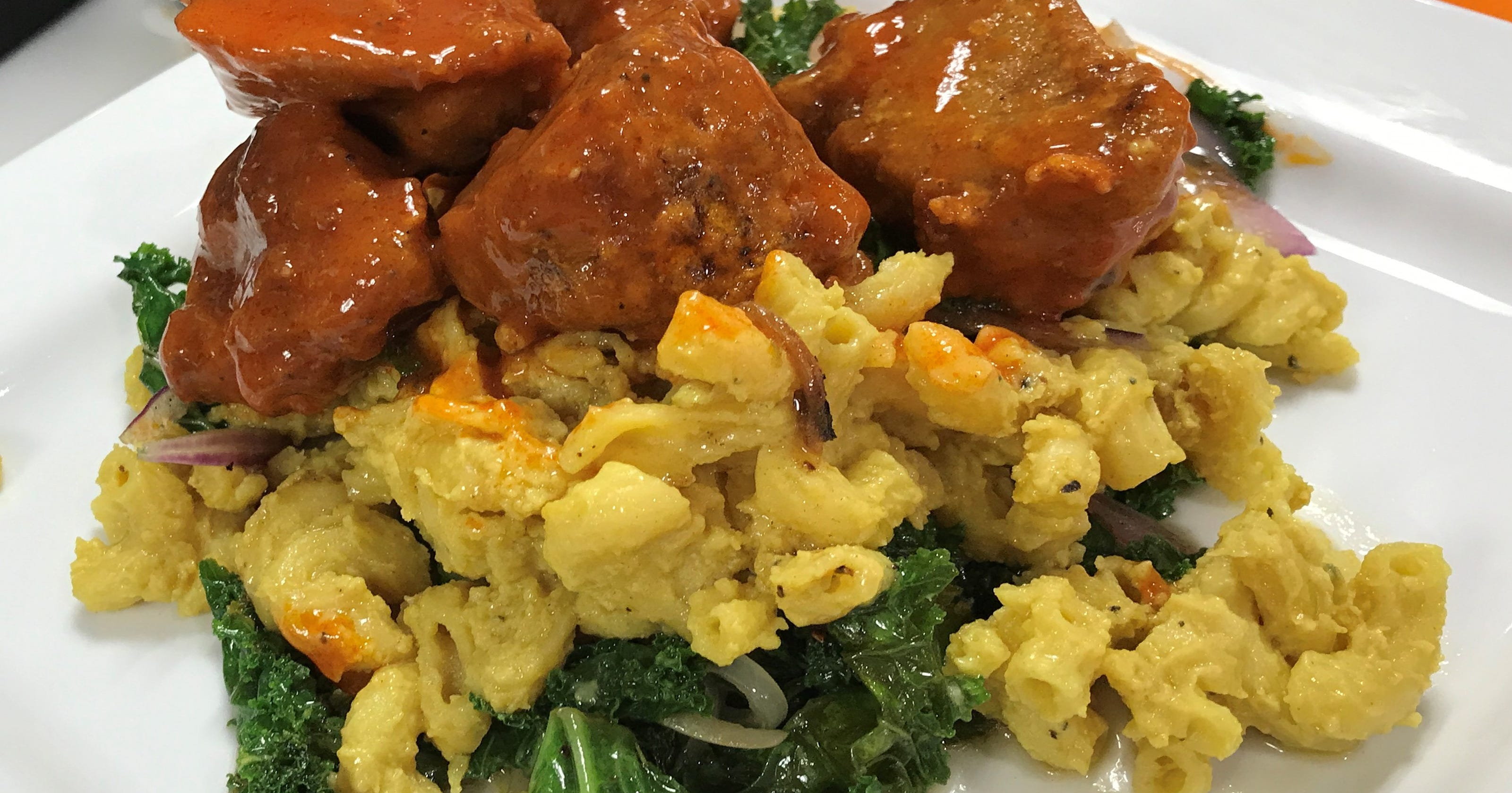 Vegan Restaurant Three Carrots Is Finally Open In Fountain Square