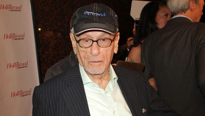 Eli Wallach attends the Museum of Tolerance International Film Festival Gala on November 14, 2010 in Los Angeles, California.