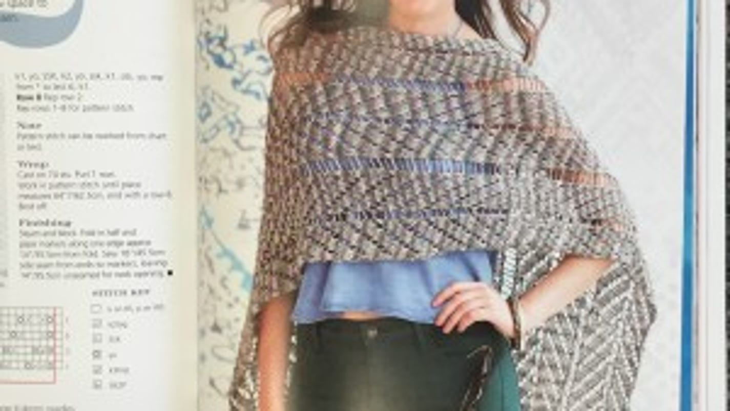 60 patterns for one of my favorite yarns — book review