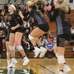 Sting is gone! Mercy volleyball finally reaches Final Four