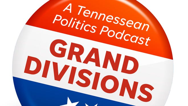 Grand Divisions is a Tennessee politics and policy podcast, created by The Tennessean in conjunction with The USA TODAY NETWORK-Tennessee.