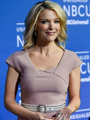 NBC TV journalist Megyn Kelly attends the NBCUniversal Network 2017 Upfront at Radio City Music Hall in New York May 15, 2017. The families of some Sandy Hook shooting victims are angered that Kelly has an interview scheduled to air Sunday, June 18, with Alex Jones, who has claimed the 2012 massacre in Newtown, Conn., never happened.