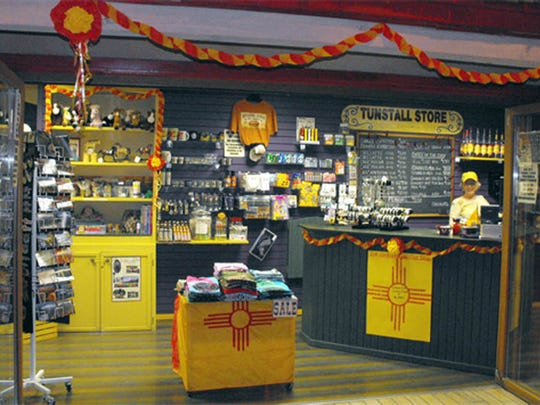 The track store if fully equipped with Zia Weekend