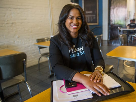 Stephanie Cummings, CEO and founder of PleaseAssistMe,