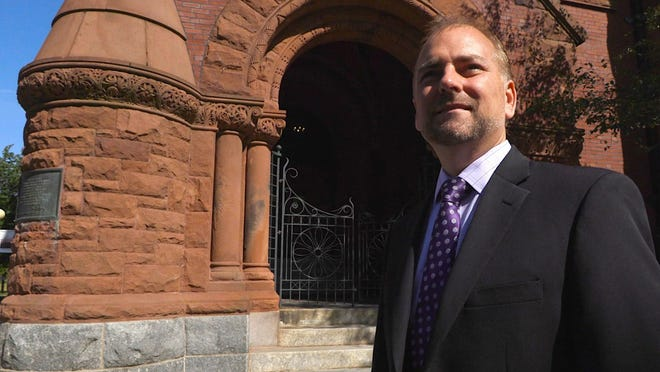 Brian Kelly is the new head of school at Norwich Free Academy.